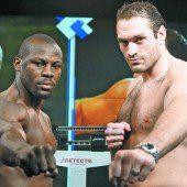 Tyson Fury darf gegen Klitschko in den Ring