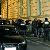 Polizei Bregenz zerschlug Drogenring