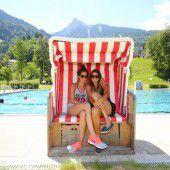 Annelie dreht in Vorarlberg auf