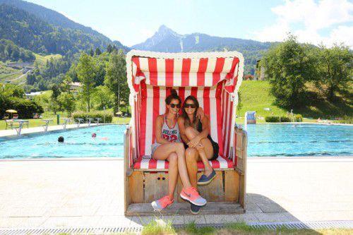 Besonders Freibäder waren in diesem Sommer bei Einheimischen und Urlaubern sehr beliebt.