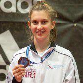 Vivien Moric triumphiert im Youth Welt Cup