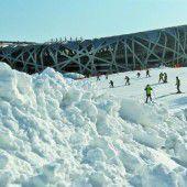 Peking ist auch für den Winter fit