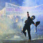 Heiße Nacht für Tsipras und Athen