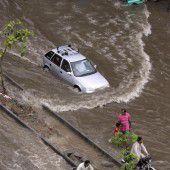 14 Tote durch Hochwasser