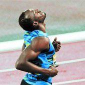 Usain Bolt ist in Zürich nicht mit von der Partie