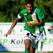 Austria Lustenau mit 4:0-Testspielerfolg