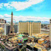 Unwirkliches Las Vegas