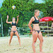 Gold und Silber für die Beachvolleyballer
