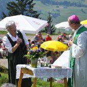 Vorarlbergs Exekutive lädt zur Bergmesse