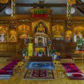 Vom Bauernhaus zum buddhistischen Kloster