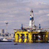 USA geben Shell grünes Licht für Ölbohrungen