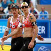 Damen-Duo kämpft um Olympia-Quali