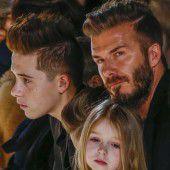Beckham wehrt sich gegen Kritik