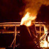 Wieder Explosion in Chemiewerk in China