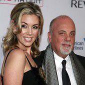 Billy Joel wurde wieder Papa