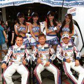 Rang elf für Klien bei Super-GT-Debüt in Japan