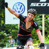 Geismayr Zweiter bei Trans Schwarzwald