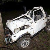 Alphirte erleidet schweren Unfall