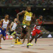 Bolt entzaubert seine Gegner