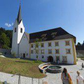 Propstei St. Gerold stellt sich für die Zukunft auf