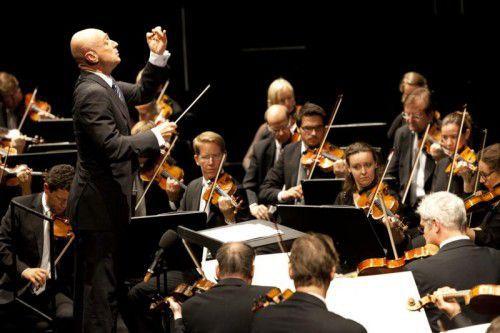 Das Konzert mit den Dirigenten Paolo Carignani und Johannes Debus wurde gut angenommen.