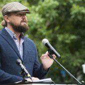 DiCaprio dreht Doku über Klimawandel