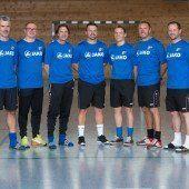 Fünf neue Trainer und jede Menge Nachwuchstalente