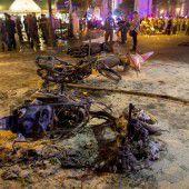 Bombenanschlag mitten in Bangkok