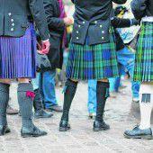 Geschichtsträchtig: Das schottische Clansystem
