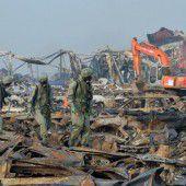 23 Verhaftungen nach Tianjin-Explosionen