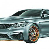 Kleinserie des BMW M4 GTS wahrscheinlich