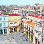 Kubas geschäftige Hauptstadt Havanna