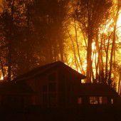Tausende Waldbrände wüten derzeit in den USA