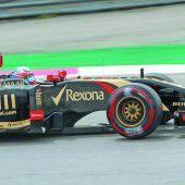 Renault vor Lotus-Kauf