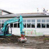 Alte Schule in Höchst wird nun abgerissen
