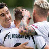 Dornbirn hofft auf ersten Sieg gegen Eugendorf