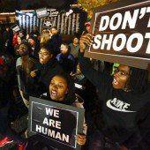 USA: Erneut Schwarzer von Polizist erschossen