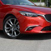 Mazda klopft an die Premium-Tür