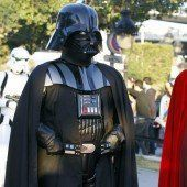 Darth Vader als Namenspatron