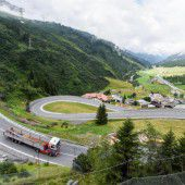 Radfahrer haben am Arlberg Sendepause