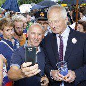 Liechtenstein feierte mit rund 30.000 Gästen