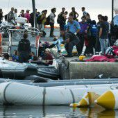 Flüchtlingsdrama in Ägäis nimmt kein Ende