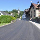 L 50 zwischen Klaus und Götzis wieder offen
