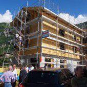 Lech: Neuer Feinkostladen wird errichtet