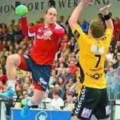 Die Handballer legen los