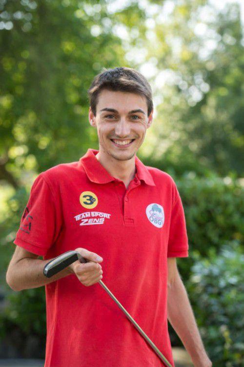 Fabian Spies kürte sich bei seinem Debüt zum Europameister.