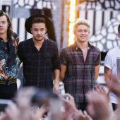 One Direction will ein Jahr Pause machen