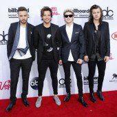 One Direction äußern sich zu Pause