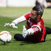 Ramazan Özcan bleibt Nummer eins beim FC Ingolstadt
