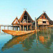 Pfahlbaumuseum zeigt Originalfunde aus dem Bodensee